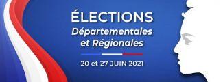 [ELECTIONS DEPARTEMENTALES ET REGIONALES 2021]