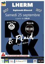 [5ème édition Rock & Plaid ]