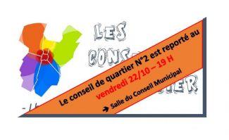 REPORT COMITES DE QUARTIER N°2