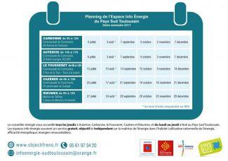 Espace Info Energie Pays Sud Toulousain