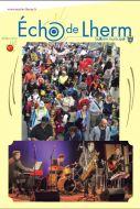 Couverture du Journal Echo de Lherm n°57 - Juillet 2014