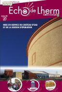 Couverture du Journal Echo de Lherm n°50 - Janvier 2011