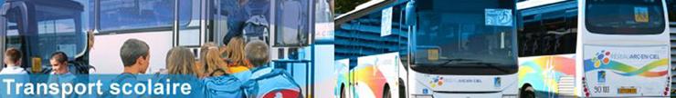 transport scolaire Lherm