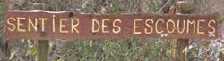Le Sentier des Escoumes