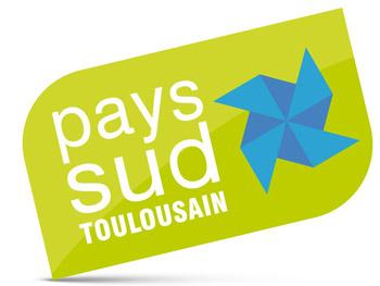 Logo du pays du Sud Toulousain